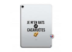 Coque iPad PRO 2018 12.9 Pouces Je M En Bas Les Cacahuetes
