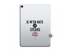 Coque iPad PRO 2018 12.9 Pouces Je M En Bas Les Steaks