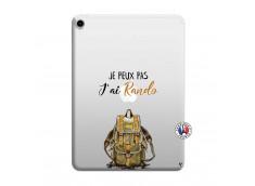 Coque iPad PRO 2018 12.9 Pouces Je Peux Pas J Ai Rando