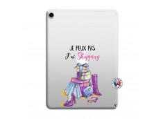 Coque iPad PRO 2018 12.9 Pouces Je Peux Pas J Ai Shopping