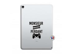 Coque iPad PRO 2018 12.9 Pouces Monsieur Mauvais Perdant