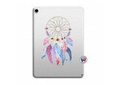 Coque iPad PRO 2018 12.9 Pouces Multicolor Watercolor Floral Dreamcatcher