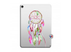Coque iPad PRO 2018 12.9 Pouces Pink Painted Dreamcatcher