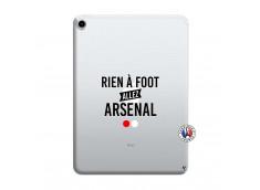 Coque iPad PRO 2018 12.9 Pouces Rien A Foot Allez Arsenal