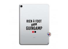 Coque iPad PRO 2018 12.9 Pouces Rien A Foot Allez Guingamp
