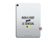 Coque iPad PRO 2018 12.9 Pouces Rien A Foot Allez Le Senegal
