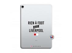 Coque iPad PRO 2018 12.9 Pouces Rien A Foot Allez Liverpool