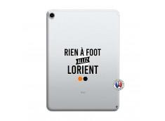 Coque iPad PRO 2018 12.9 Pouces Rien A Foot Allez Lorient