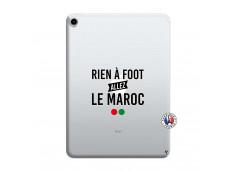 Coque iPad PRO 2018 12.9 Pouces Rien A Foot Allez Le Maroc