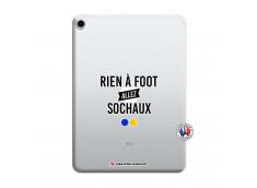 Coque iPad PRO 2018 12.9 Pouces Rien A Foot Allez Sochaux