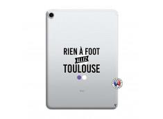 Coque iPad PRO 2018 12.9 Pouces Rien A Foot Allez Toulouse