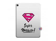 Coque iPad PRO 2018 12.9 Pouces Super Maman