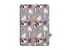 Coque iPad PRO 9.7 Pouces Cat Pattern
