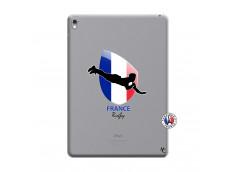 Coque iPad PRO 9.7 Pouces Coupe du Monde de Rugby-France