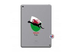 Coque iPad PRO 9.7 Pouces Coupe du Monde Rugby-Walles