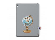 Coque iPad PRO 9.7 Pouces Globe Trotter