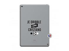 Coque iPad PRO 9.7 Pouces Je Dribble Comme Cristiano