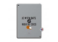 Coque iPad PRO 9.7 Pouces Je m'en bats Les Noix De Coco