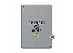 Coque iPad PRO 9.7 Pouces Je M En Bas Les Olives