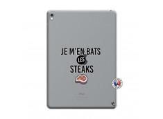 Coque iPad PRO 9.7 Pouces Je M En Bas Les Steaks
