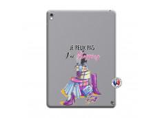 Coque iPad PRO 9.7 Pouces Je Peux Pas J Ai Shopping