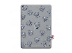 Coque iPad PRO 9.7 Pouces Petits Elephants