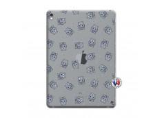 Coque iPad PRO 9.7 Pouces Petits Hippos