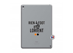 Coque iPad PRO 9.7 Pouces Rien A Foot Allez Lorient