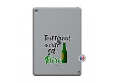 Coque iPad PRO 9.7 Pouces Tout Travail Merite Sa Biere