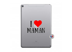 Coque iPad PRO 9.7 I Love Maman