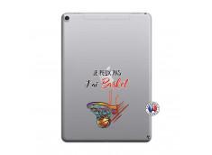 Coque iPad PRO 9.7 Je Peux Pas J Ai Basket