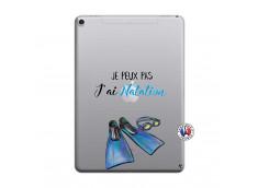 Coque iPad PRO 9.7 Je Peux Pas J Ai Natation