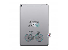 Coque iPad PRO 9.7 Je Peux Pas J Ai Velo
