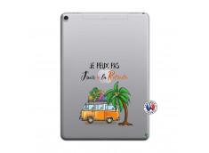 Coque iPad PRO 9.7 Je Peux Pas Je Suis A La Retraite