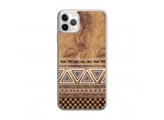 Coque iPhone 11 PRO MAX Aztec Deco Translu