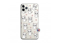 Coque iPhone 11 PRO MAX Petits Chats
