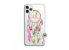 Coque iPhone 11 PRO MAX Pink Painted Dreamcatcher
