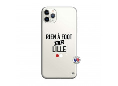 Coque iPhone 11 PRO MAX Rien A Foot Allez Lille