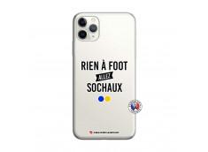 Coque iPhone 11 PRO MAX Rien A Foot Allez Sochaux