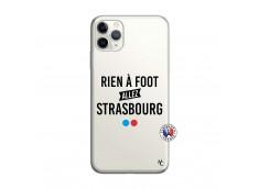Coque iPhone 11 PRO MAX Rien A Foot Allez Strasbourg