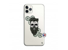 Coque iPhone 11 PRO MAX Skull Hipster