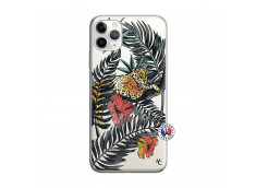 Coque iPhone 11 PRO MAX Leopard Tree