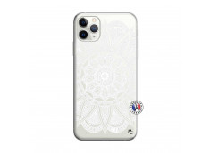 Coque iPhone 11 PRO MAX White Mandala