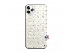 Coque iPhone 11 PRO Little Hearts