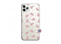 Coque iPhone 11 PRO Petits Moutons