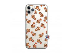 Coque iPhone 11 PRO Petits Poissons Clown