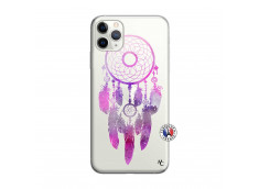 Coque iPhone 11 PRO Purple Dreamcatcher