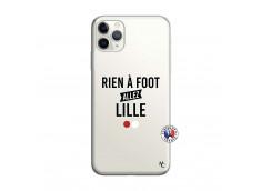 Coque iPhone 11 PRO Rien A Foot Allez Lille