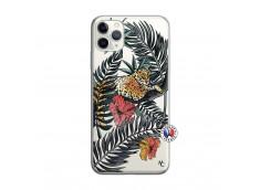 Coque iPhone 11 PRO Leopard Tree
