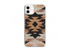 Coque iPhone 11 Aztec Translu